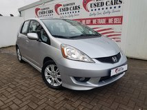 2011 Honda Fit Sport in Baumholder, GE