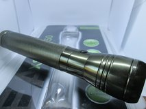 Metal case flashlight - brand new in Lakenheath, UK