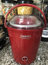 *** Cuisinart *Frozen Yogurt, Ice Cream, sorbet maker in Kingwood, Texas