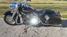 2004 Harley Davidson Road King Custom in Todd County, Kentucky