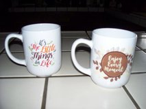 CUTE MUGS/KEURIG ITEMS $10 FOR ALL 5 in Travis AFB, California