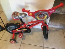 Paw Patrol Bicycle in Fairfield, California