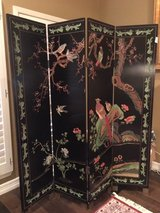 Hand Carved Screen in Kingwood, Texas