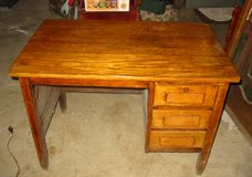 Rare Antyique Oak Child's Desk in Fort Campbell, Kentucky