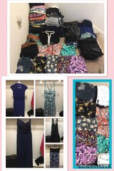 Women's clothes lot in Travis AFB, California