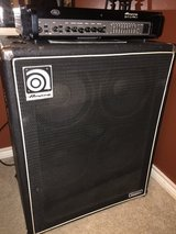 Ampeg SVT 3 Pro Amp and 410 cab in Spring, Texas