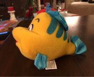 Flounder Plush Ornament in St. Charles, Illinois