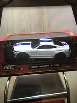 Ford Shelby GT 350 remote control car in The Woodlands, Texas