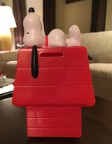 Vintage Snoopy Bank in Naperville, Illinois