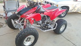 2006 HONDA TRX 450r in Yucca Valley, California