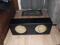 Slim Subwoofer Box in Cleveland, Texas