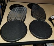 Harley Davidson fairing and rear speakers with grills in Oceanside, California