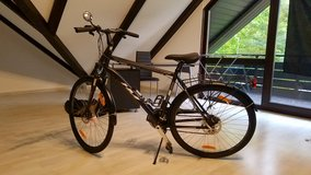 HM Stylemaster Commuter Bicycle w Pump and Tools in Wiesbaden, GE