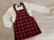 OshKosh Dress and Carters Top 3T. Like New in Ramstein, Germany