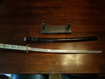 Highlander Duncan MacLeod Katana in Ramstein, Germany