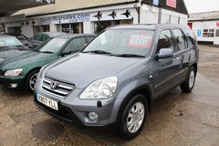 *HONDA CRV SPORT!**AUTOMATIC**6 MONTHS WARRANTY-FREE ROAD TAX!! in Lakenheath, UK