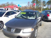 NISSAN SENTRA 1.8/1.8S AUTO ~REDUCED~ in Camp Lejeune, North Carolina