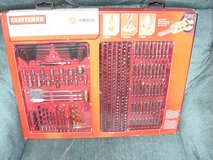 300 pc. drill & drive set craftsman in Fort Knox, Kentucky