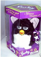 "Furby -  ""The Skunk"" in Vacaville, California"