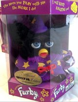 The Wizard Furby in Vacaville, California