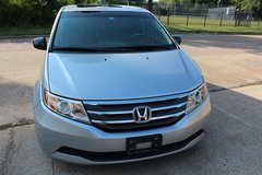 2012 Honda Odyssey EX-L w/DVD Player - Clean Title in Tomball, Texas
