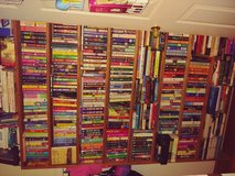 Lots of books 2.. 4.5' x 6' bookshelves full in Pleasant View, Tennessee