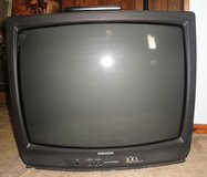 "Orion CRT TV MTS Stereo 26"" Gaming Vintage Retro Model STV2555A with Remote Control in Macon, Georgia"