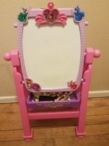 Kids dry erase board and vanity mirror in Camp Lejeune, North Carolina