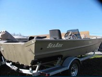 2011 Sea Ark X176 With 75 HP 4S in Camp Lejeune, North Carolina