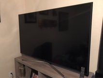 "65"" Samsung Smart LED TV and Speakers in San Antonio, Texas"