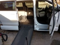 2015 DODGE HANDICAP MINI-VAN WITH VMI NORTHSTAR E CONVERSION in Baytown, Texas