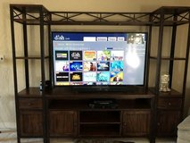 Entertainment center in Yucca Valley, California