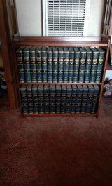 vintage 1966 encyclopedia Americana collection in 29 Palms, California