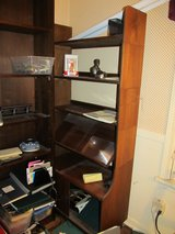 Dark Brown Bookcase in Chicago, Illinois