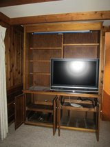 Walnut Entertainment Center in Yorkville, Illinois