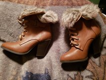 CHARLOTTE RUSS SIZE 7 WOMENS BOOTIES in Tomball, Texas
