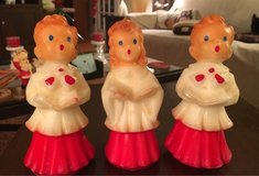 Vintage Carolers Candles in Joliet, Illinois