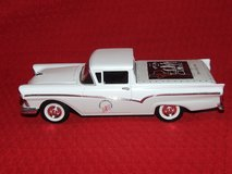 Die Cast Bank 1957 Ranchero Pickup Amoco Torch Classic NEW in DeKalb, Illinois