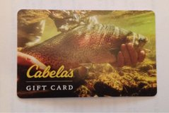 cabela's  $5.00 gift card in Tinley Park, Illinois
