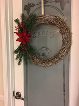 18in Wreath in Travis AFB, California