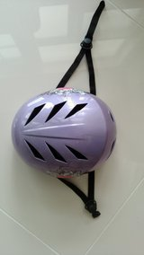 Girls Bicycle Helmet in Okinawa, Japan