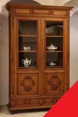 Freddy's - Henri II bookcase in Ramstein, Germany