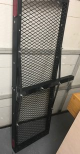 Hitch-HAUL Vehicle Cargo Carrier Basket Luggage Rack in Kingwood, Texas