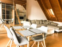 *RESERVED* Fully Furnished Wooden Loft in the Heart of Stuttgart-Möhringen in Stuttgart, GE