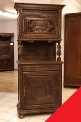Freddy's - Brittany cabinet in Spangdahlem, Germany