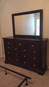 large heavy bedroom set in Kingwood, Texas