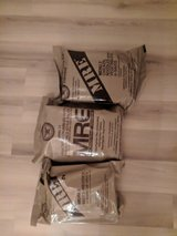 Three MRE's in Ramstein, Germany