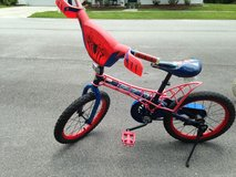 Spider Man Bike in Camp Lejeune, North Carolina