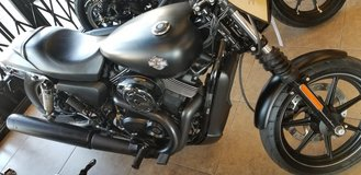 2016 Harley Davidson Street 750 in Camp Pendleton, California