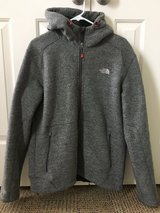 Men's L Northface sweater jacket +fleece lined in Watertown, New York